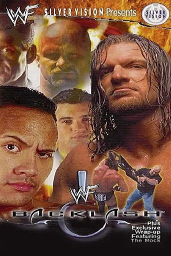 WWE Backlash 2000 Poster