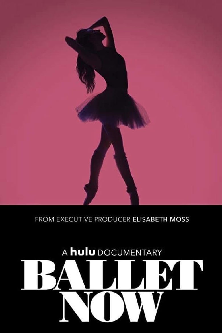 Ballet Now Poster