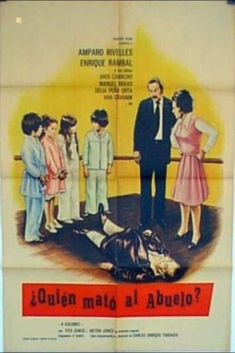¿Quién mató al abuelo? Poster