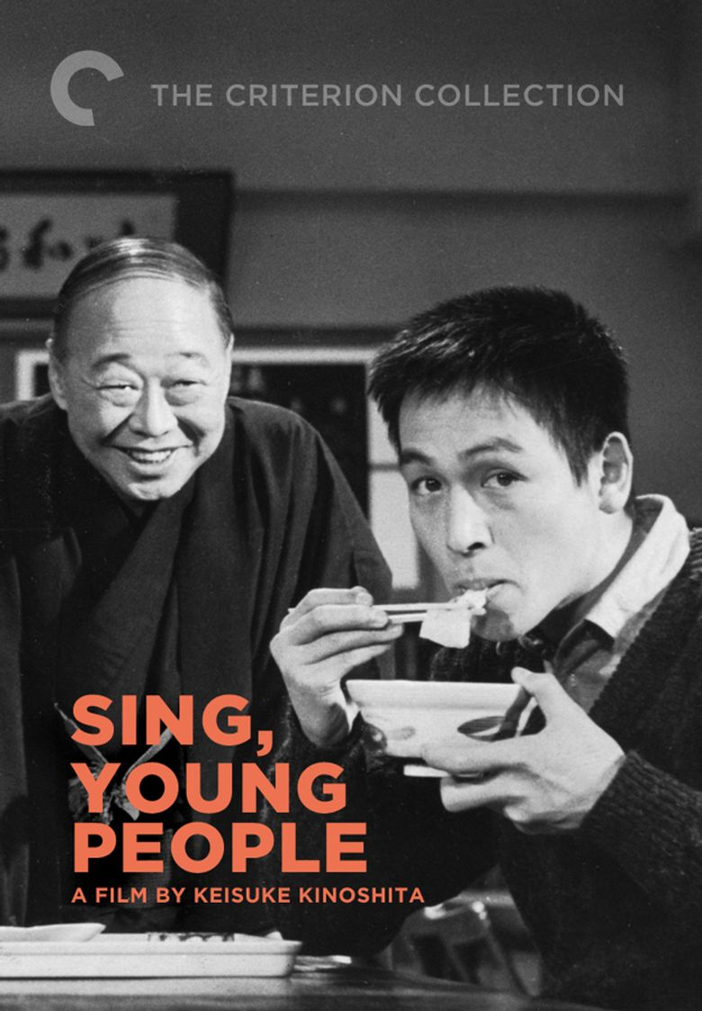 Sing, Young People Poster