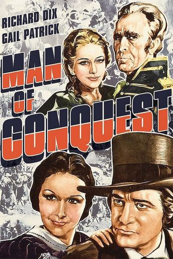 Man of Conquest Poster
