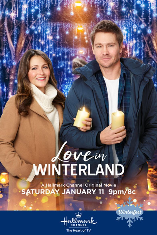 Love in Winterland Poster