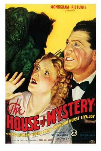 House of Mystery Poster