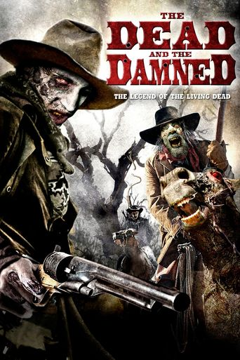 The Dead and the Damned Poster