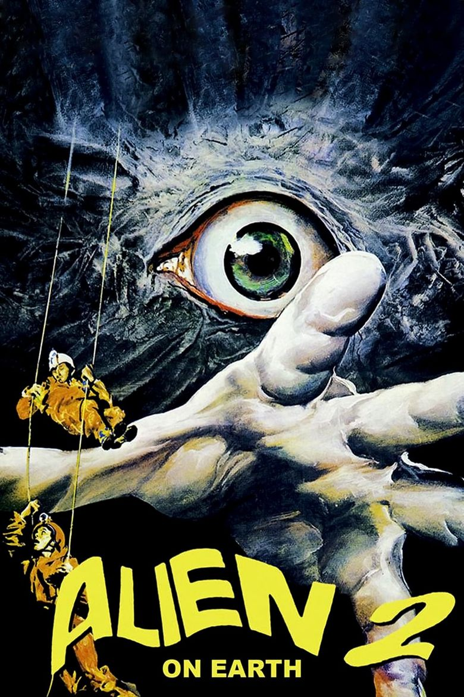 Alien 2: On Earth Poster
