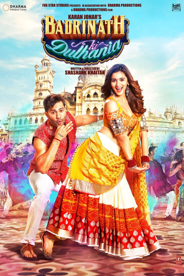 Watch Badrinath Ki Dulhania