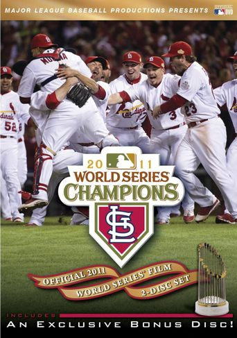 Official 2011 World Series Film Poster