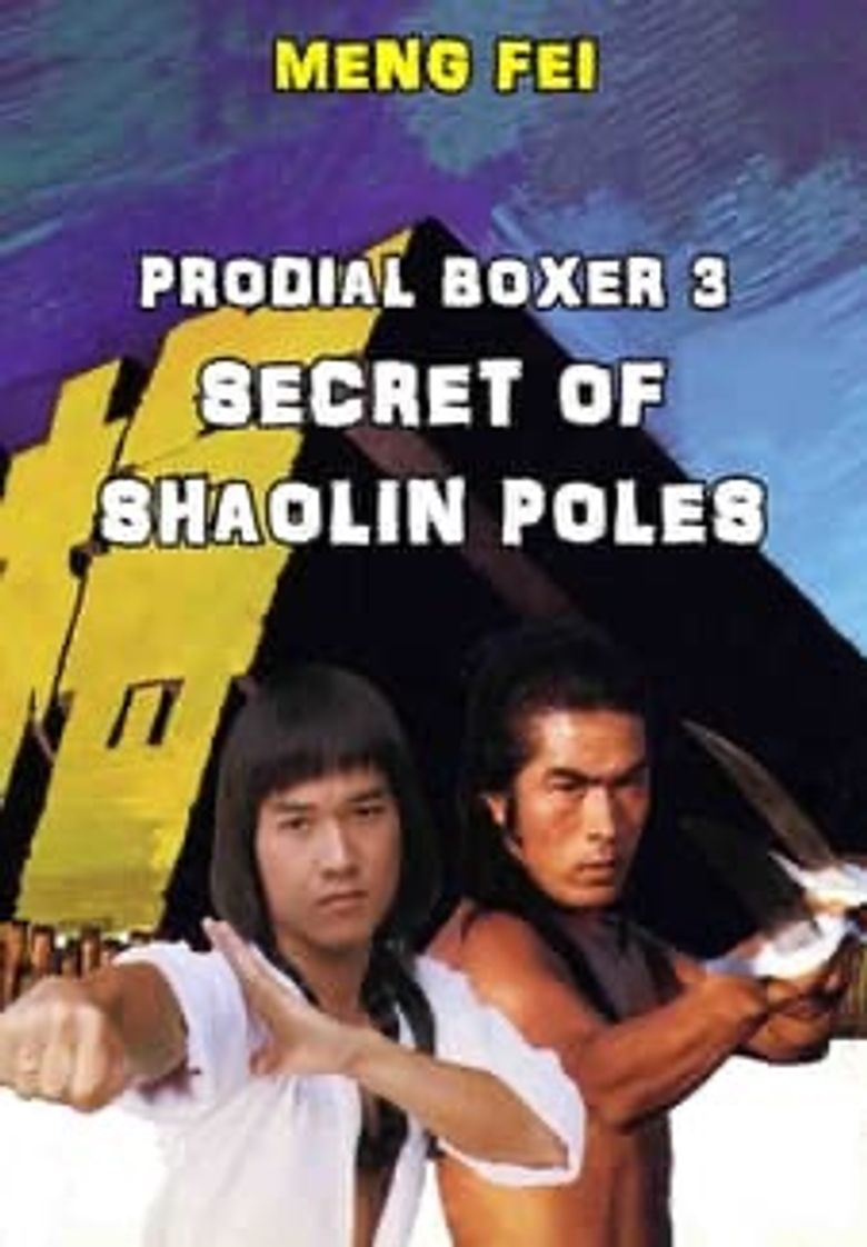 Secret of the Shaolin Poles Poster