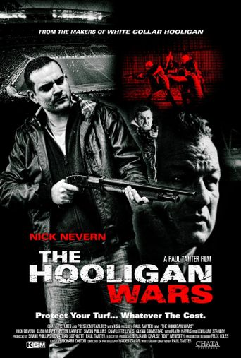 The Hooligan Wars Poster