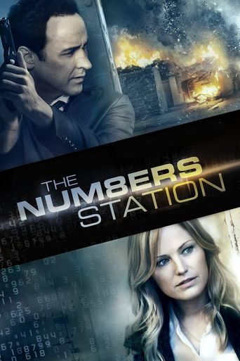 The Numbers Station Poster