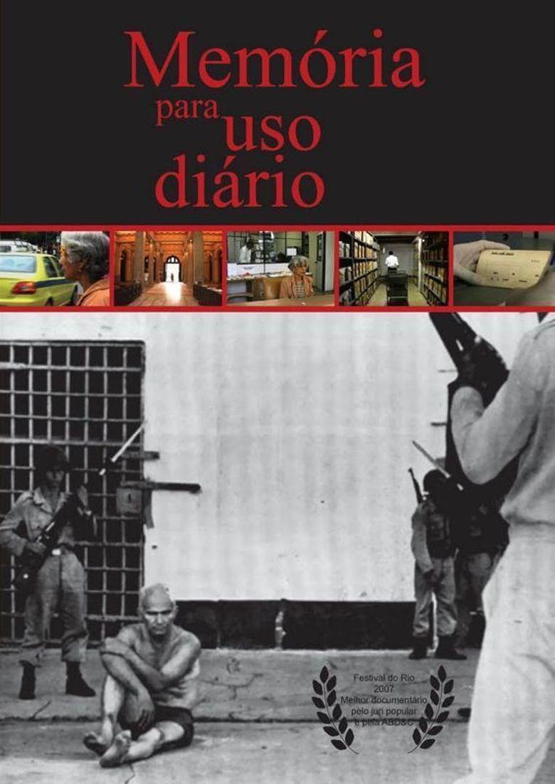Memória para Uso Diário Poster