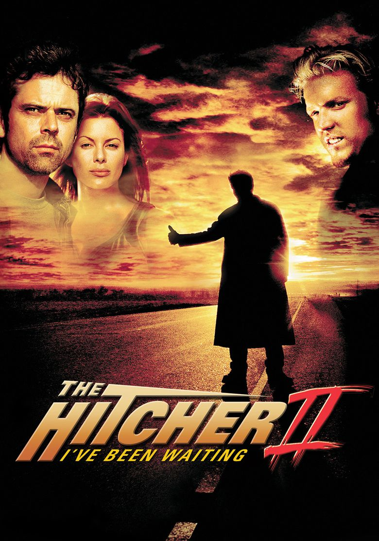 The Hitcher II: I've Been Waiting Poster