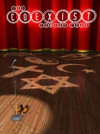 The Coexist Comedy Tour Poster