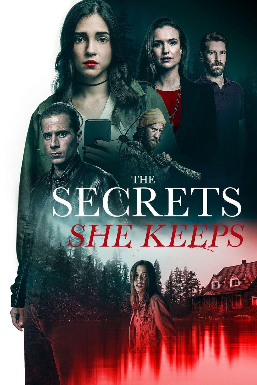 The Secrets She Keeps Poster