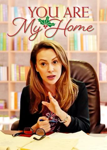 You Are My Home Poster