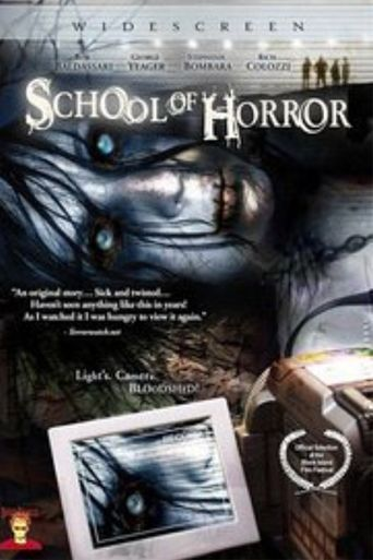 School of Horror Poster