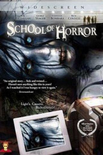 School of Horror Poster