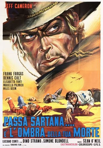 Sartana and His Shadow of Death Poster