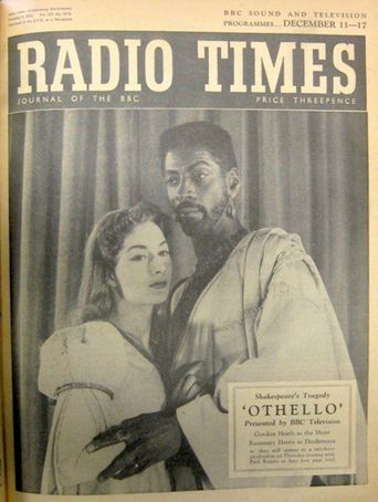 Othello (BBC TV) Poster