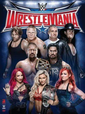 WWE WrestleMania 32 Poster