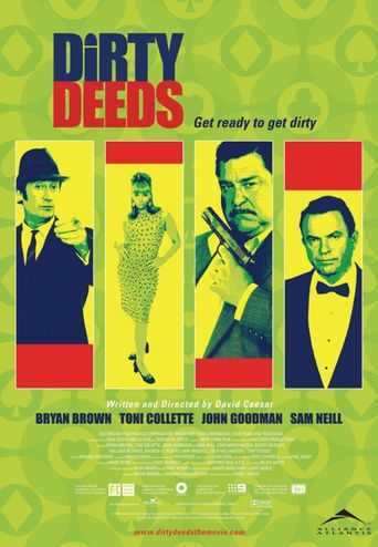 Dirty Deeds Poster