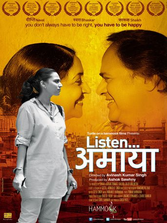 Listen...Amaya Poster