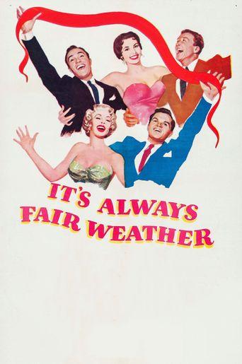 It's Always Fair Weather Poster