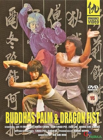 Buddha's Palm and Dragon Fist Poster