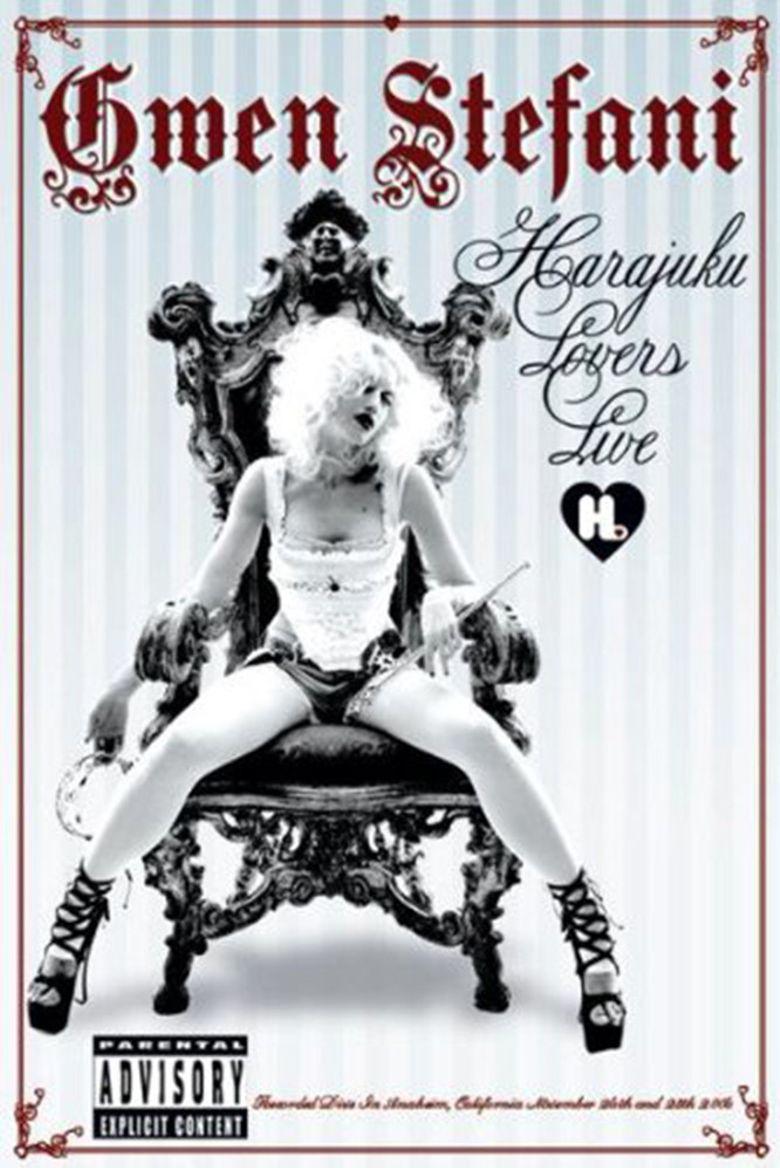 Watch Gwen Stefani: Harajuku Lovers Live