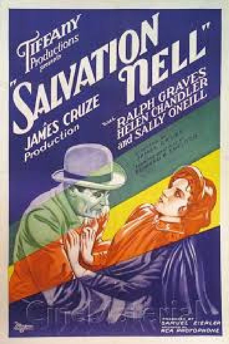Salvation Nell Poster