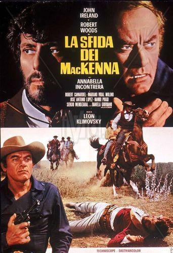 Challenge Of The McKennas Poster