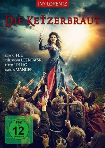 Die Ketzerbraut Poster