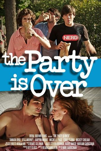 Watch The Party Is Over