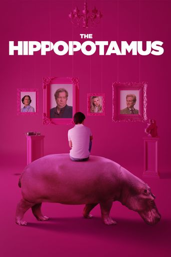 The Hippopotamus Poster