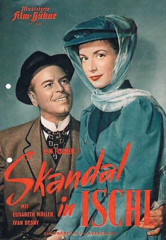 Scandal in Bad Ischl Poster