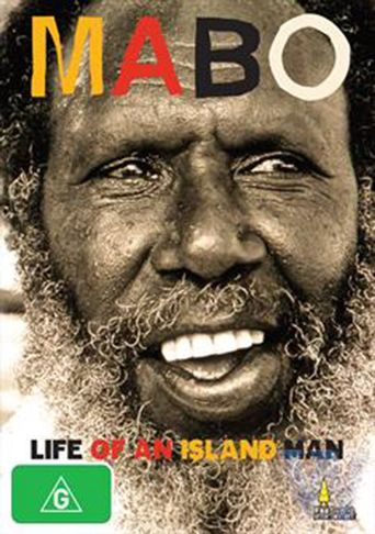Mabo: Life Of An Island Man Poster