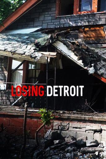Losing Detroit Poster