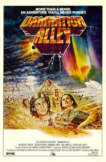 Watch Damnation Alley