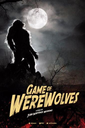 Game of Werewolves Poster