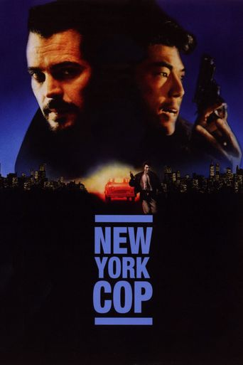 New York Cop Poster