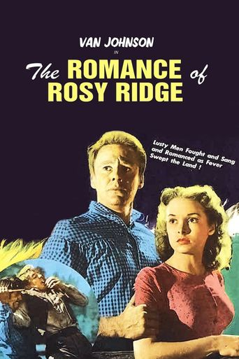 The Romance of Rosy Ridge Poster
