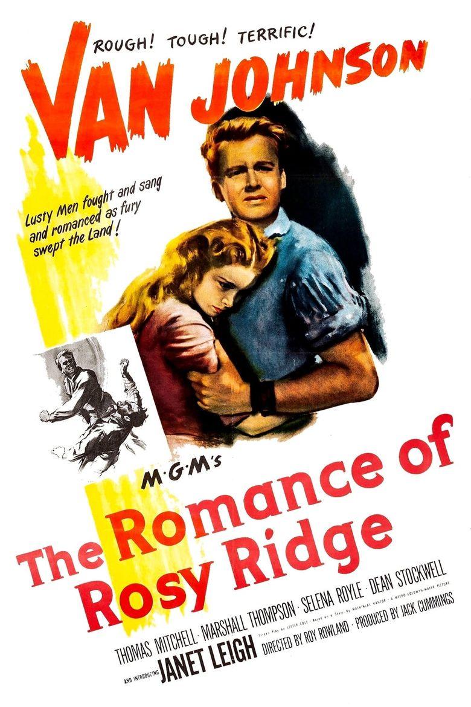 The Romance of Rosy Ridge Poster