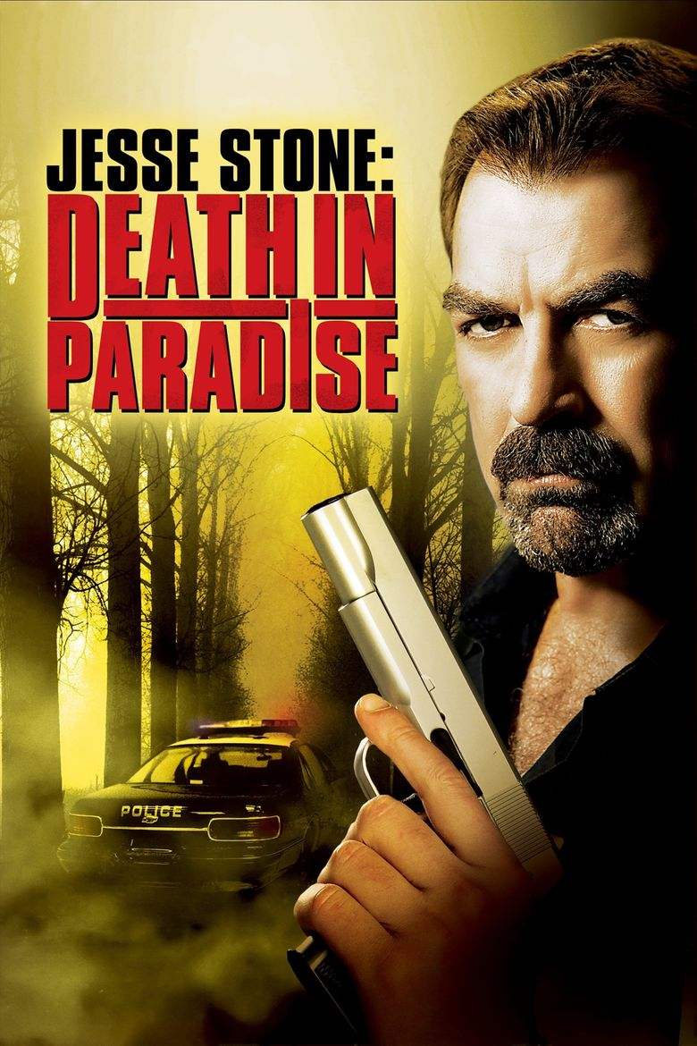 Jesse Stone: Death in Paradise Poster
