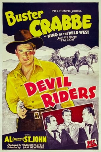 Devil Riders Poster