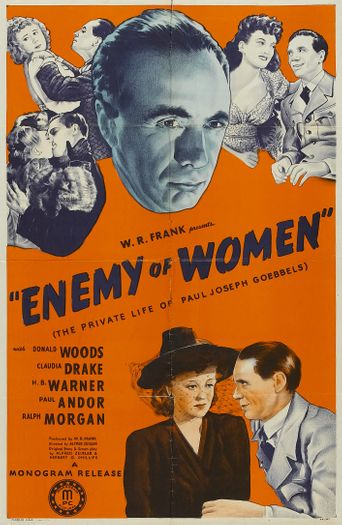 Enemy of Women Poster