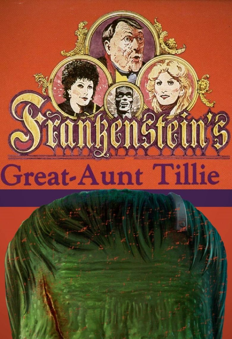 Frankenstein's Great Aunt Tillie Poster