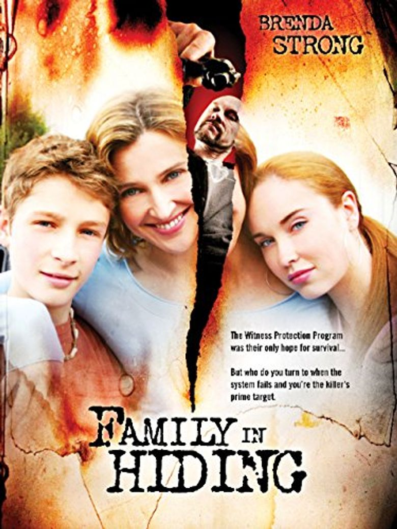 Family in Hiding Poster