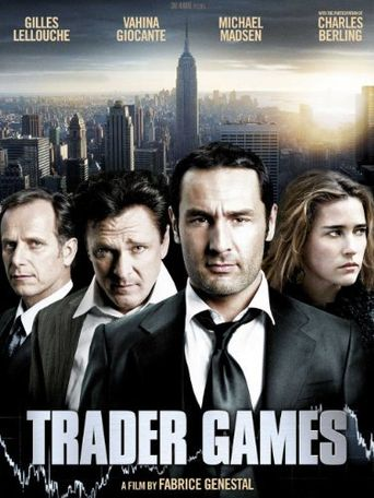 Trader Games Poster