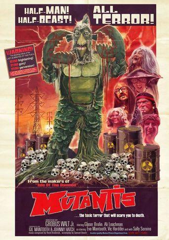 Mutantis Poster