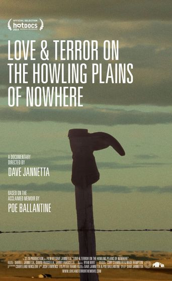 Love and Terror on the Howling Plains of Nowhere Poster